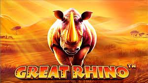 Great Rhino Online Slot
