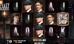Peaky Blinders Slot Online