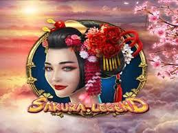 Sakura Legend CQ9 Slot