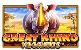 Ulasan Great Rhino Megaways